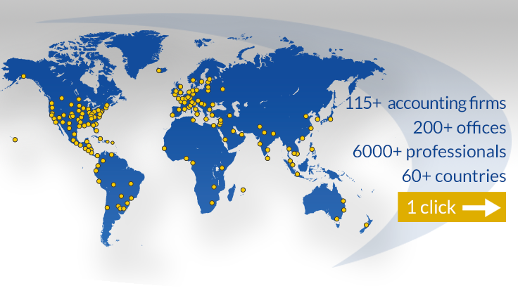 TIAG Global Reach Map