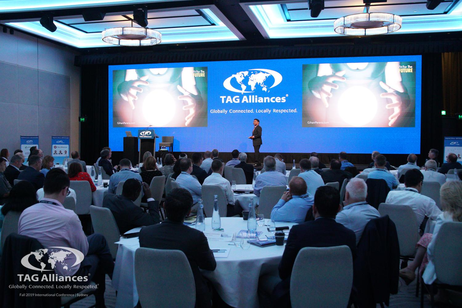 tagalliances sydney gihan