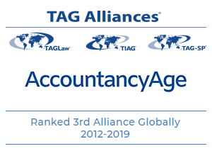 Accountancy Age TAG Alliances