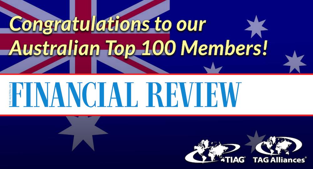 Australia Top 100