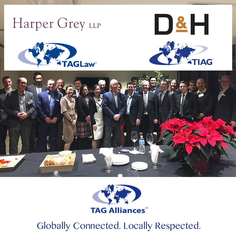 DH Group and Harper Grey