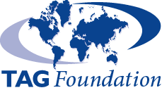 TAGFoundation blue